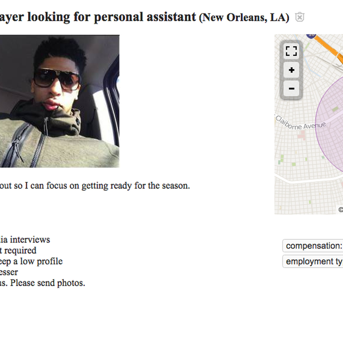 new orleans personals craigslist