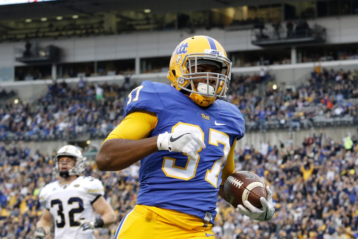 interviews with football frenemies: pittsburgh panthers edition