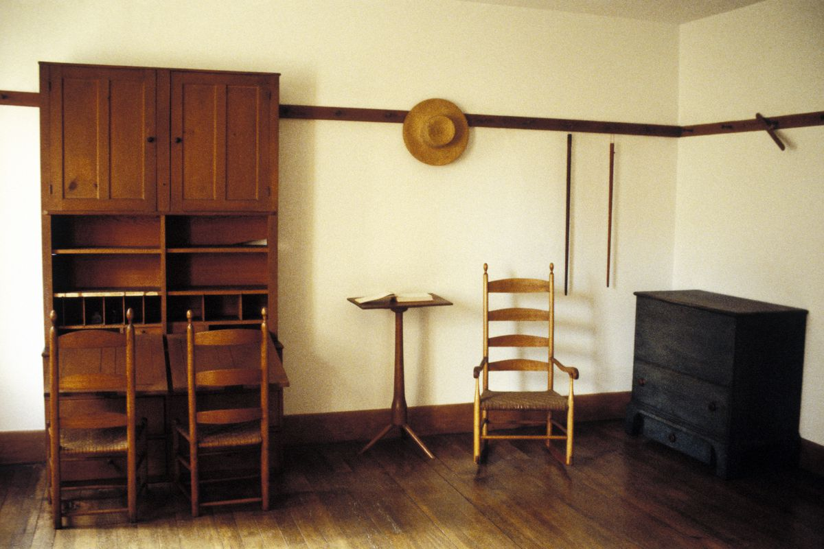 Shaker Furniture Was Invented By A Celibate Religious Sect Curbed