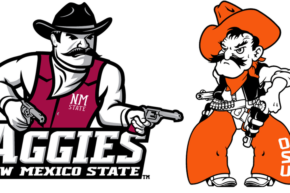 Oklahoma State Sues New Mexico State Over Confusingly