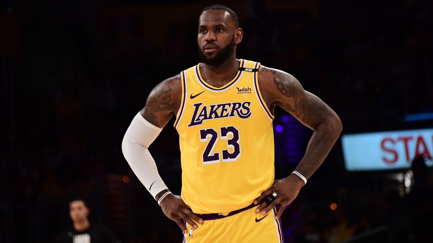 LeBron James jersey number: Lakers All-Star switching back to No ...