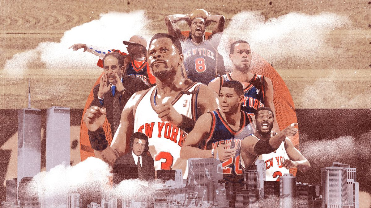 858c9c6fbba In the Knick of Time  The Story of the 1998-99 Knicks - The Ringer
