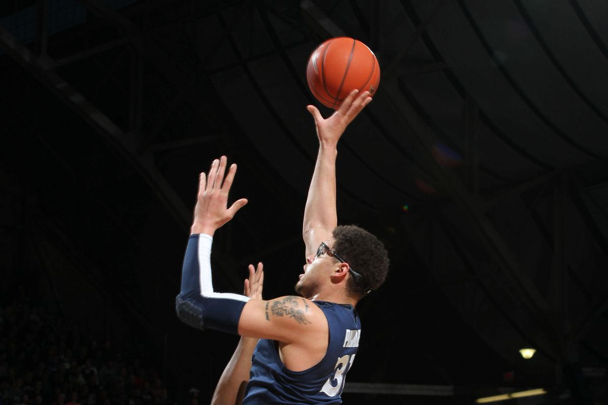 Not quite enough of this from Isaiah Philmore and Xavier tonight.