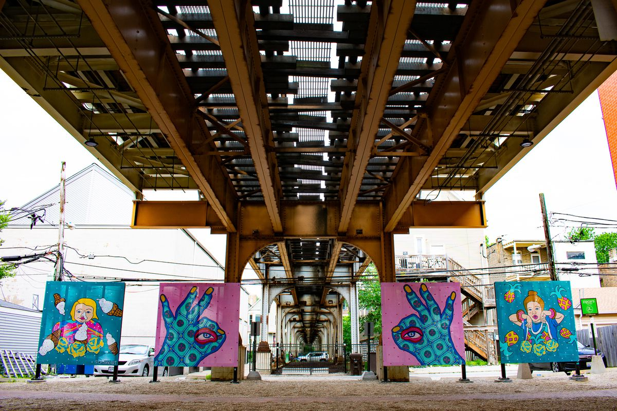Lakeview commissions seven new murals for 2018 - Curbed Chicago