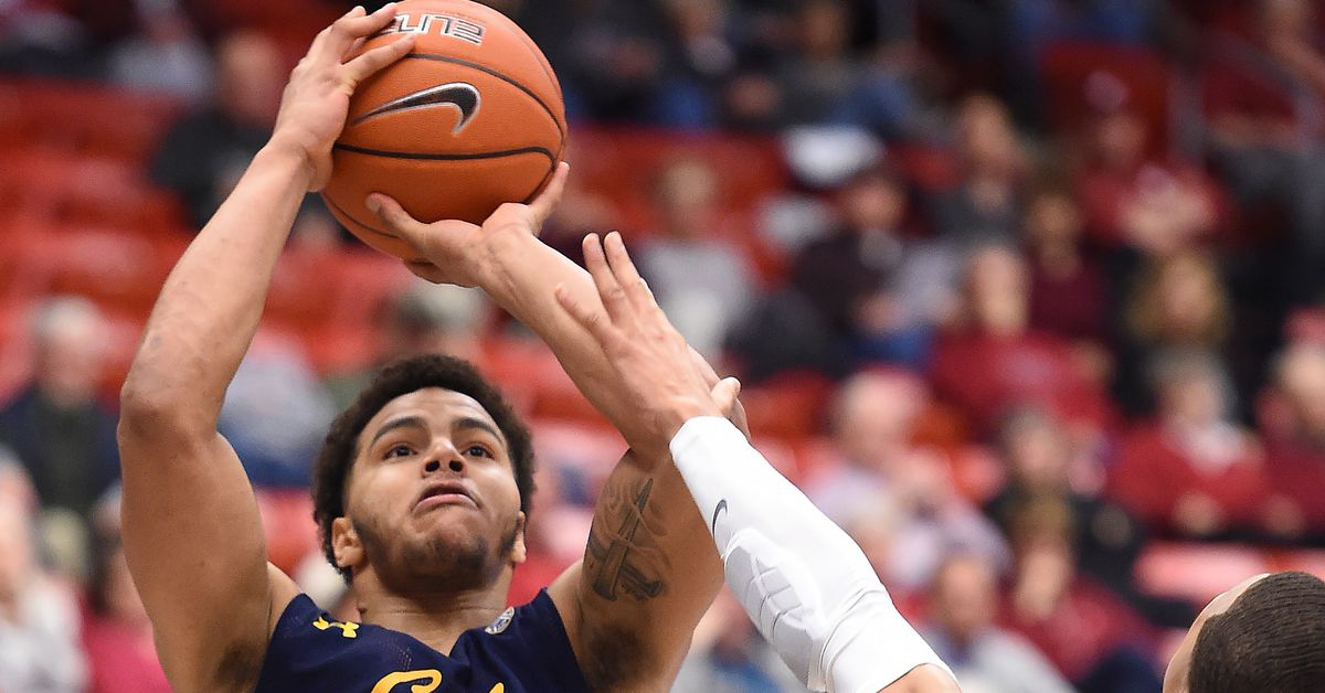 Cal gets first road win of the year to sweep WSU, 66-57