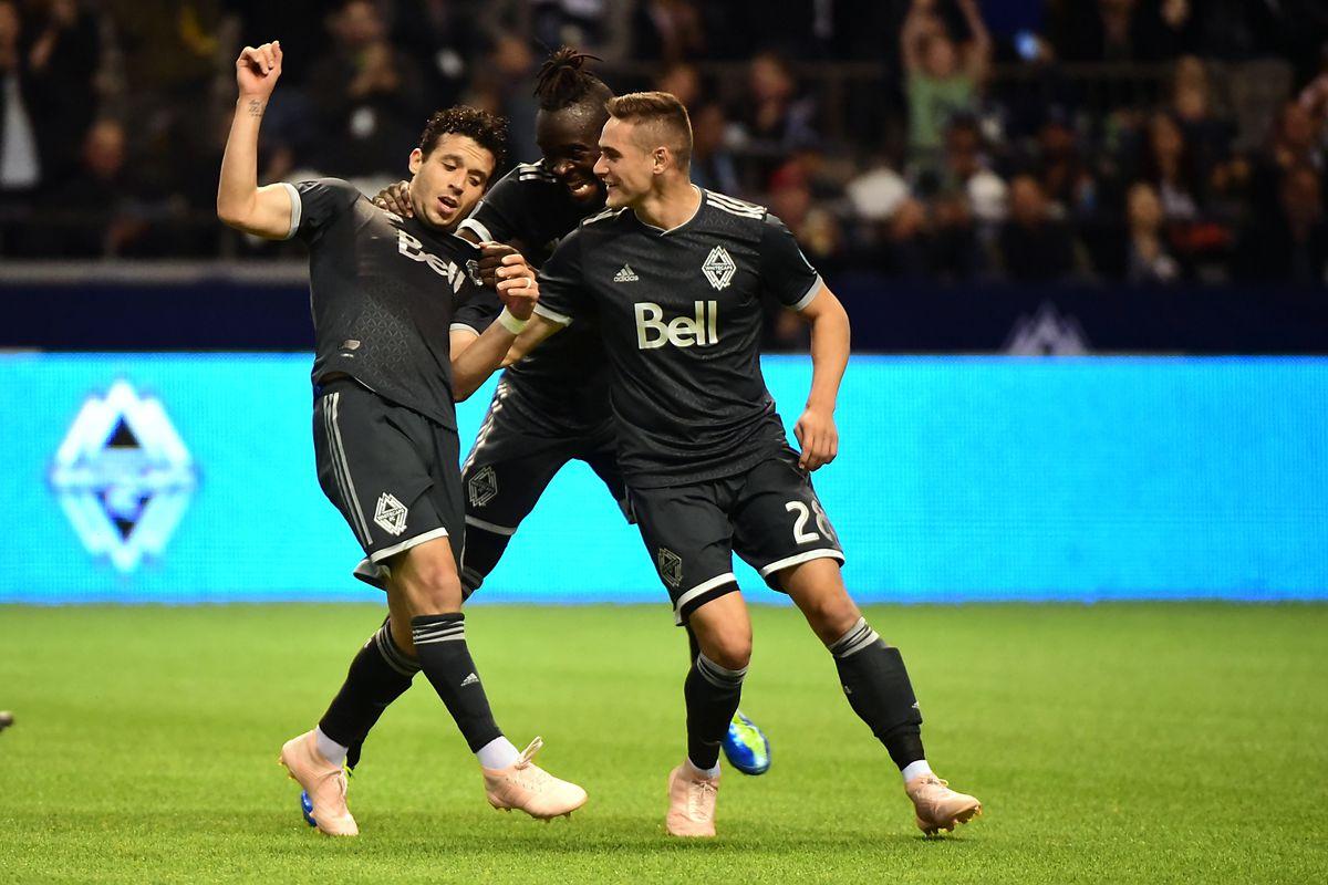 MLS: Sporting KC at Vancouver Whitecaps
