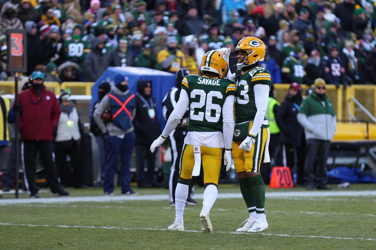 NFL: DEC 15 Bears at Packers