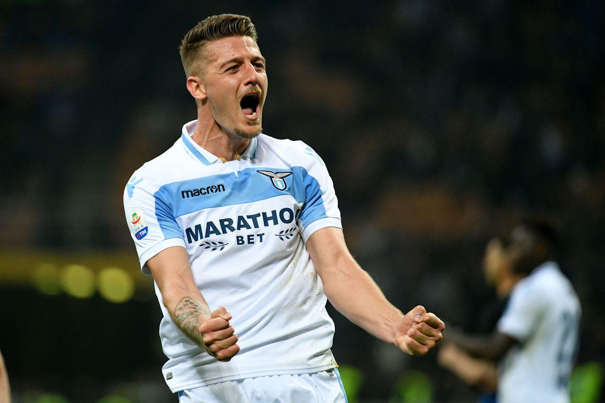 FC Internazionale v SS Lazio - Serie A