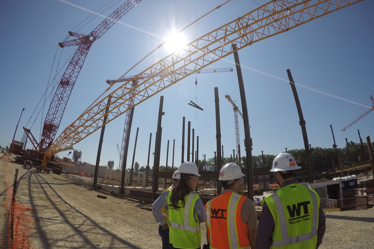 Mgm National Harbor S Casino Begins To Rise Deliver By