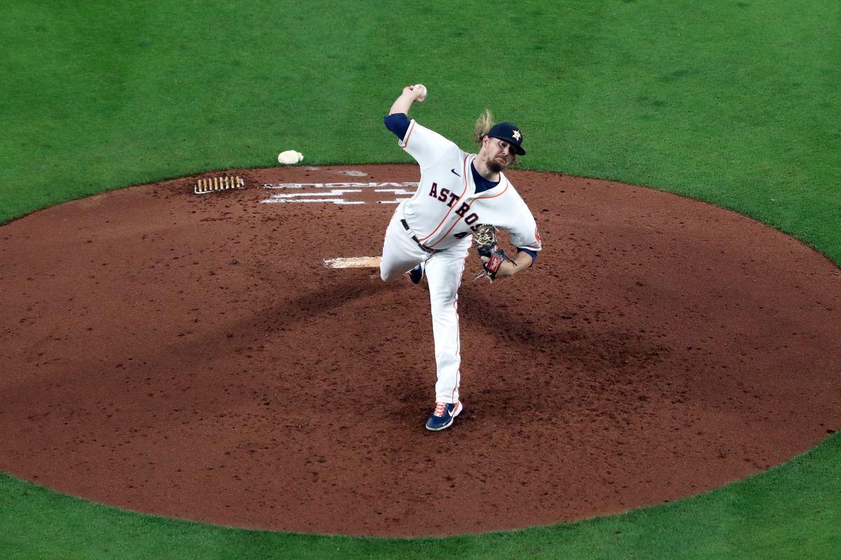 Oakland Athletics v. Houston Astros