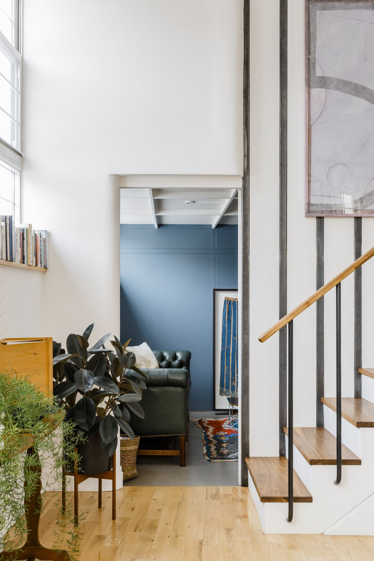 In Bed-Stuy, making a home in a former chocolate factory - Curbed NY