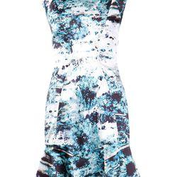 """Yigal Azrouel flower print dress, <a href=""""http://www.farfetch.com/shopping/women/yigal-azrouel-flower-print-dress-item-10652062.aspx?storeid=9273"""">$1,250</a>"""