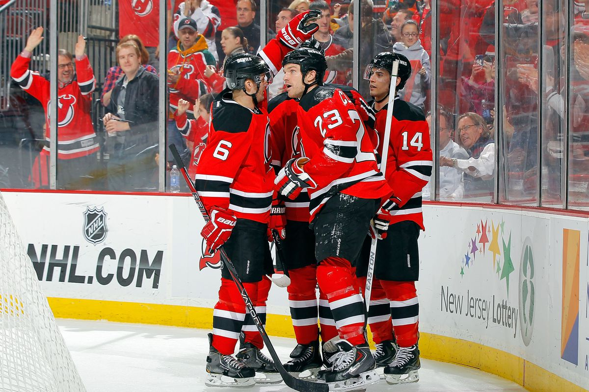 The Devils need more goals to not only celebrate more but to ensure that there will be playoffs.