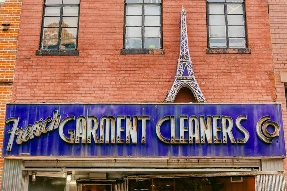 French Garment Cleaners Co.