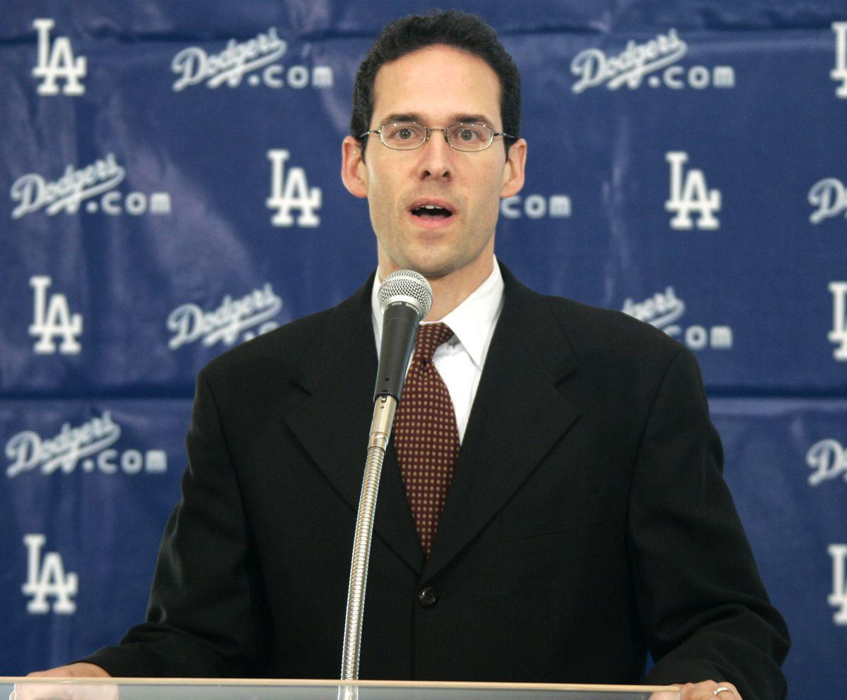 Los Angeles Dodger J.D. Drew Press Conference