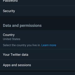 "<em>Select ""Deactivate your account""</em>"