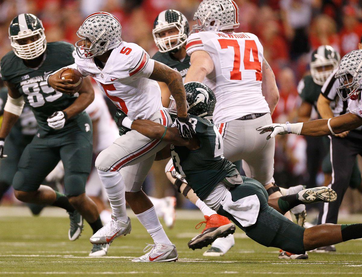 Big 10 Championship Game - Ohio State v Michigan State