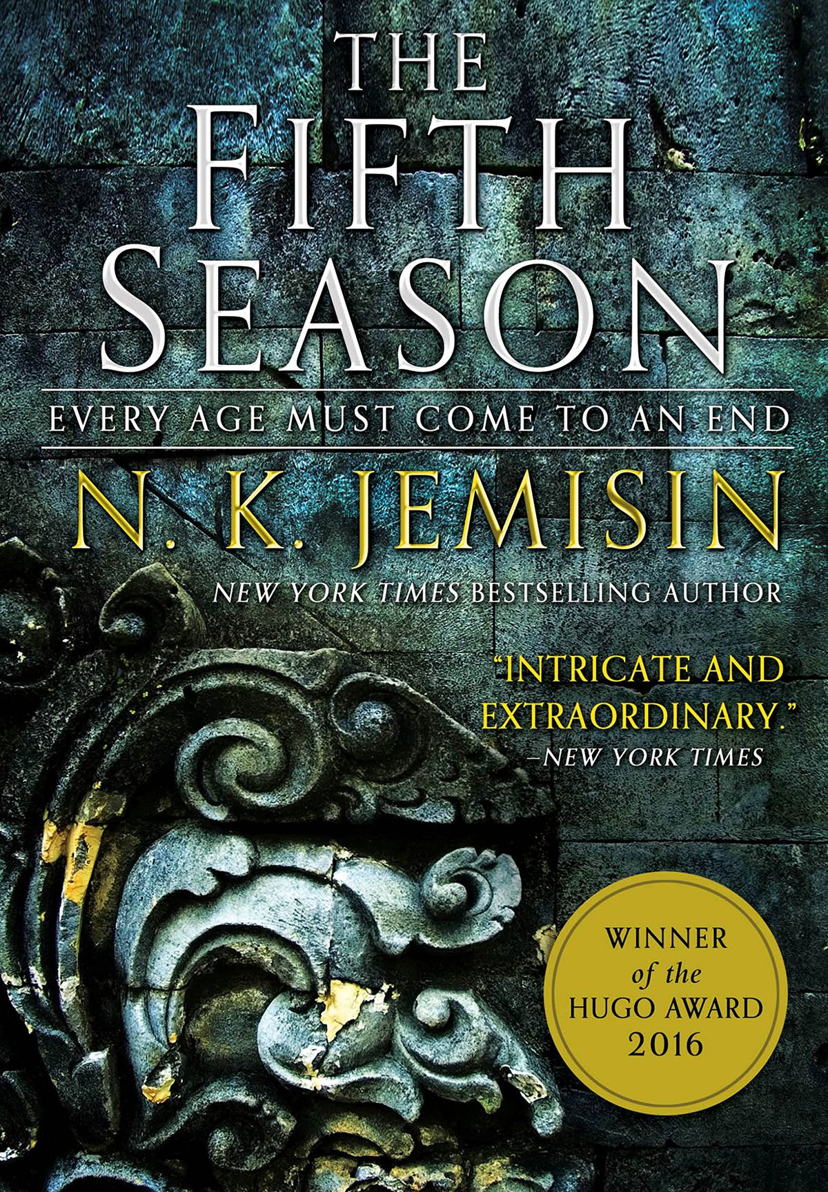 The Fifth Season by N.K. Jemisin cover
