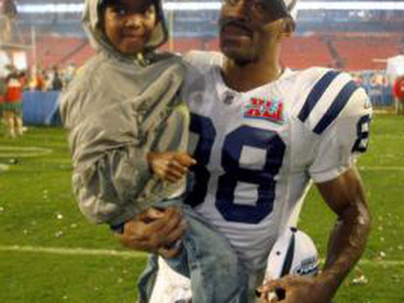 One More Time Marvin Harrison Didnt Shoot Anyone