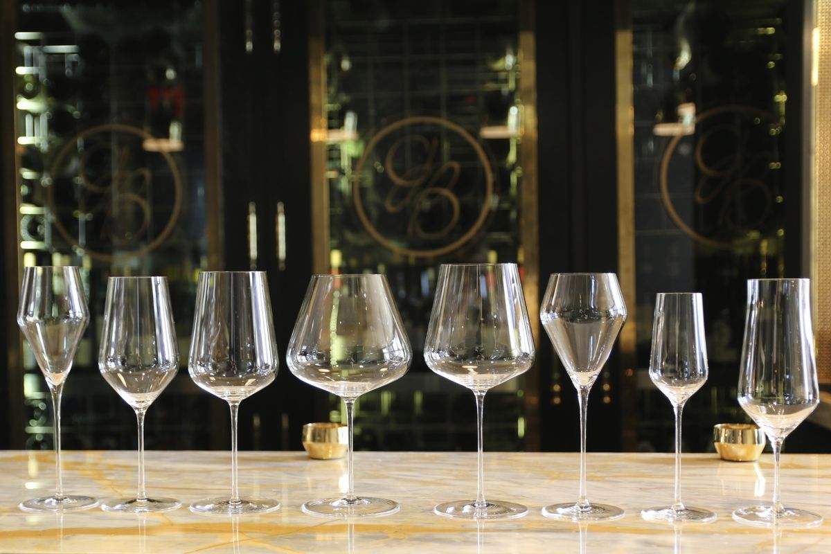 Menton glassware 2