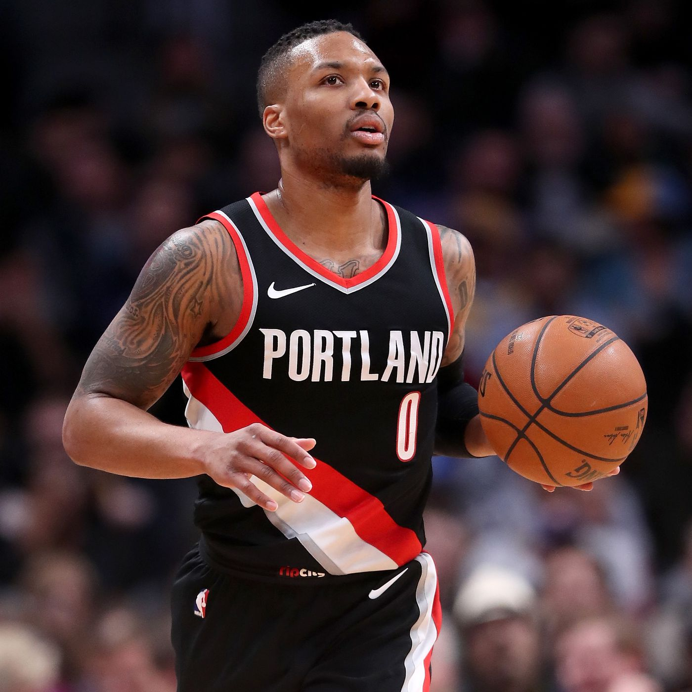 Damian Lillard Found Out His Girlfriend Was In Labor After Game Sbnation Com