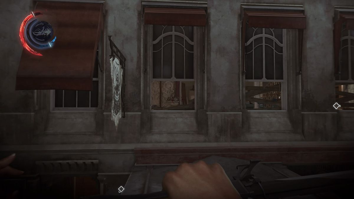 Dishonored  Locked Room In Dust District