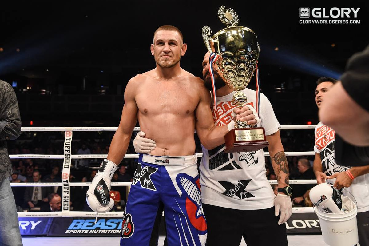 Can tournament winner Dustin Jacoby complete the transition from underdog to top dog with title shot at GLORY 30 LOS ANGELES?