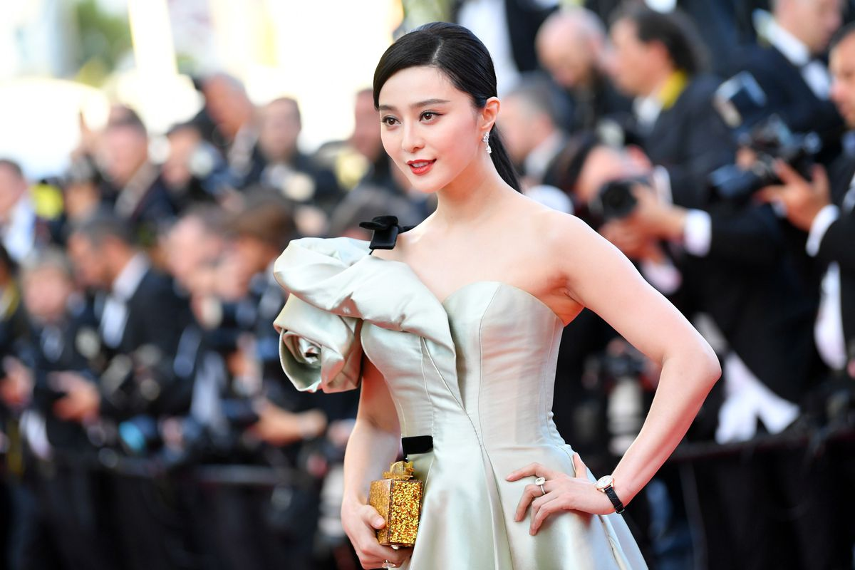 China's top actress Fan Bingbing reappears — what