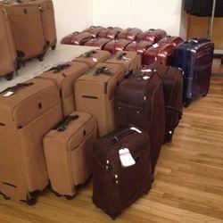 Brics luggage, $269—$399