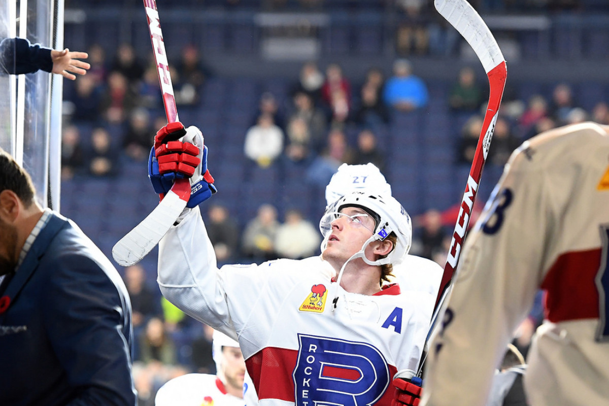 The Laval Rocket are being re-stocked for a Calder Cup run - Eyes On ... 871e67da9