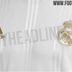 low priced ff217 44e45 Real Madrid 2019/20 Icon Retro Jersey Leaked - Managing Madrid