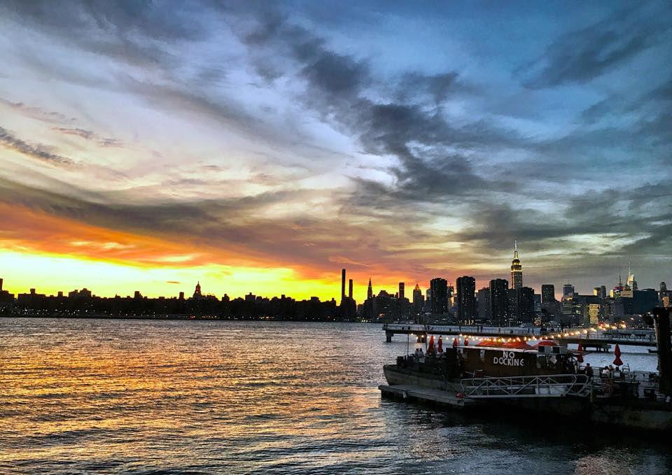 Brooklyn Barge