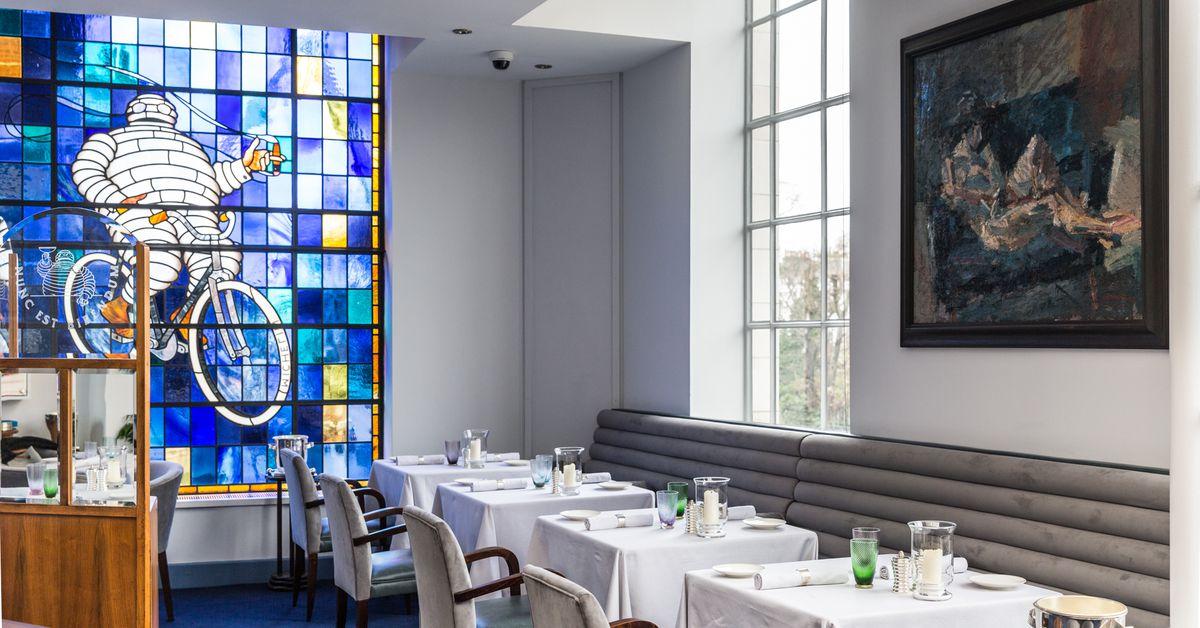 london michelin star restaurants 2019 michelin guide u k. Black Bedroom Furniture Sets. Home Design Ideas