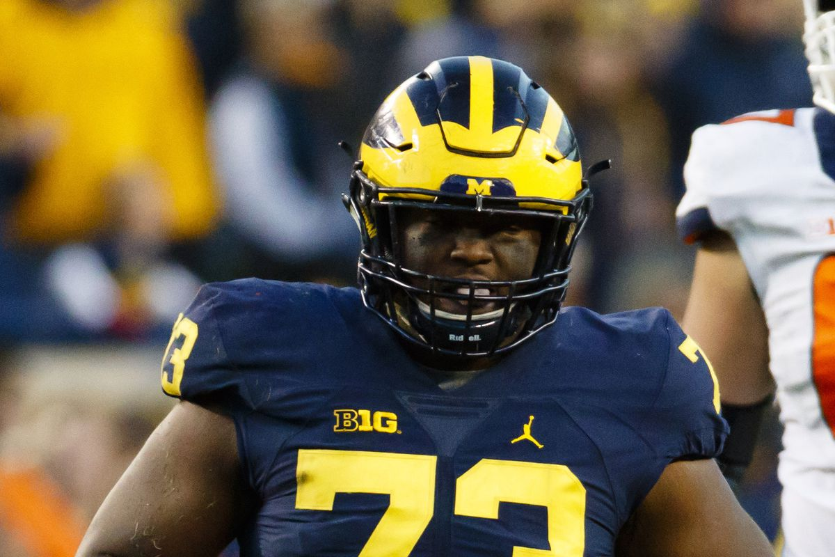 Maurice Hurst cleared to play, will work out at UM pro day