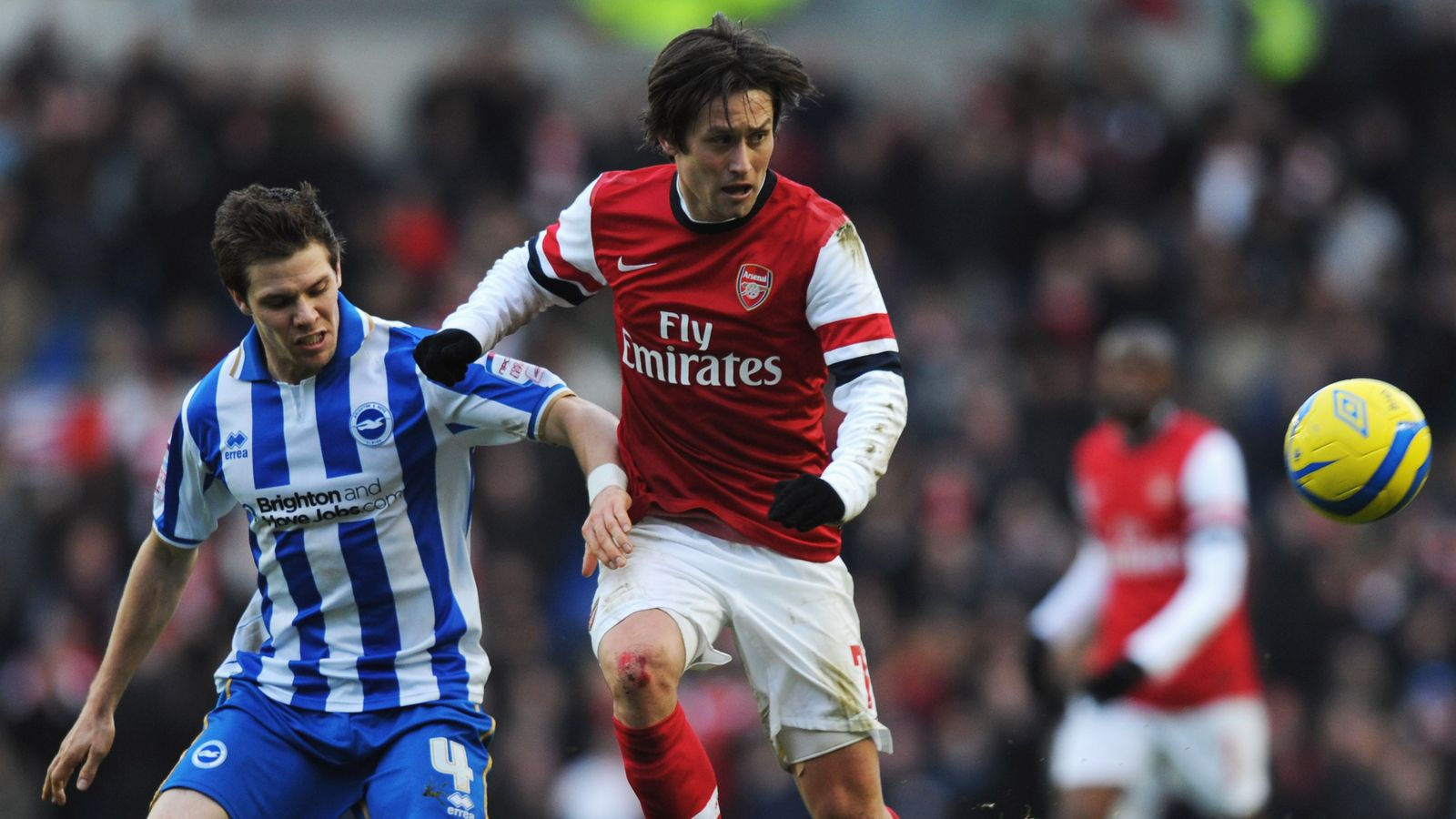 Arsenal Player Review: Tomas Rosicky - The Short Fuse