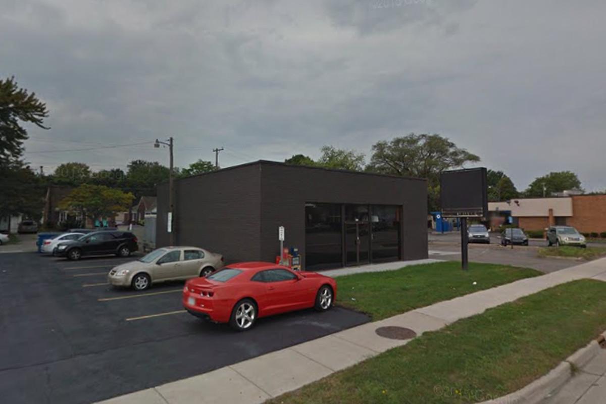 The future location of Griff's Pub in Allen Park