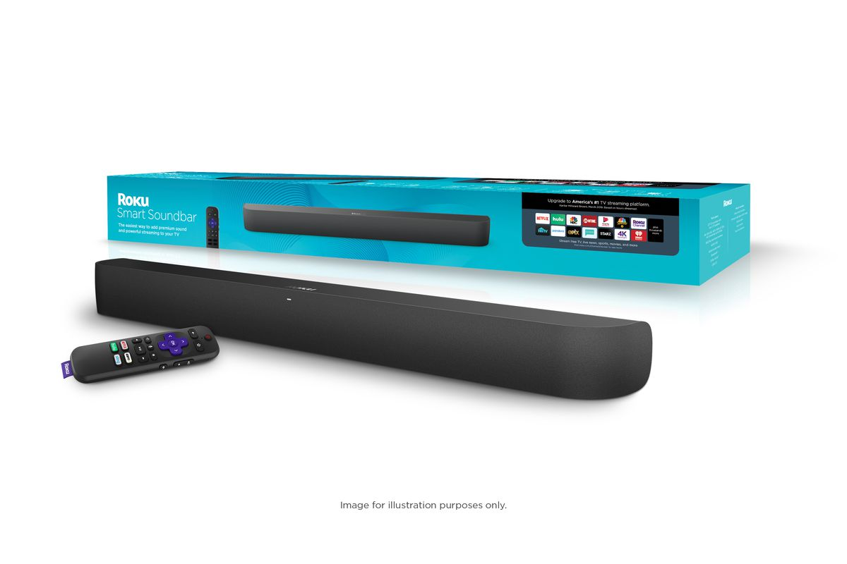 Roku expands its speaker lineup with new Smart Soundbar and