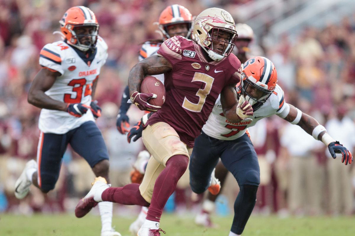 2020 Nfl Draft Prospect Profile Cam Akers Rb Florida State Big Blue View