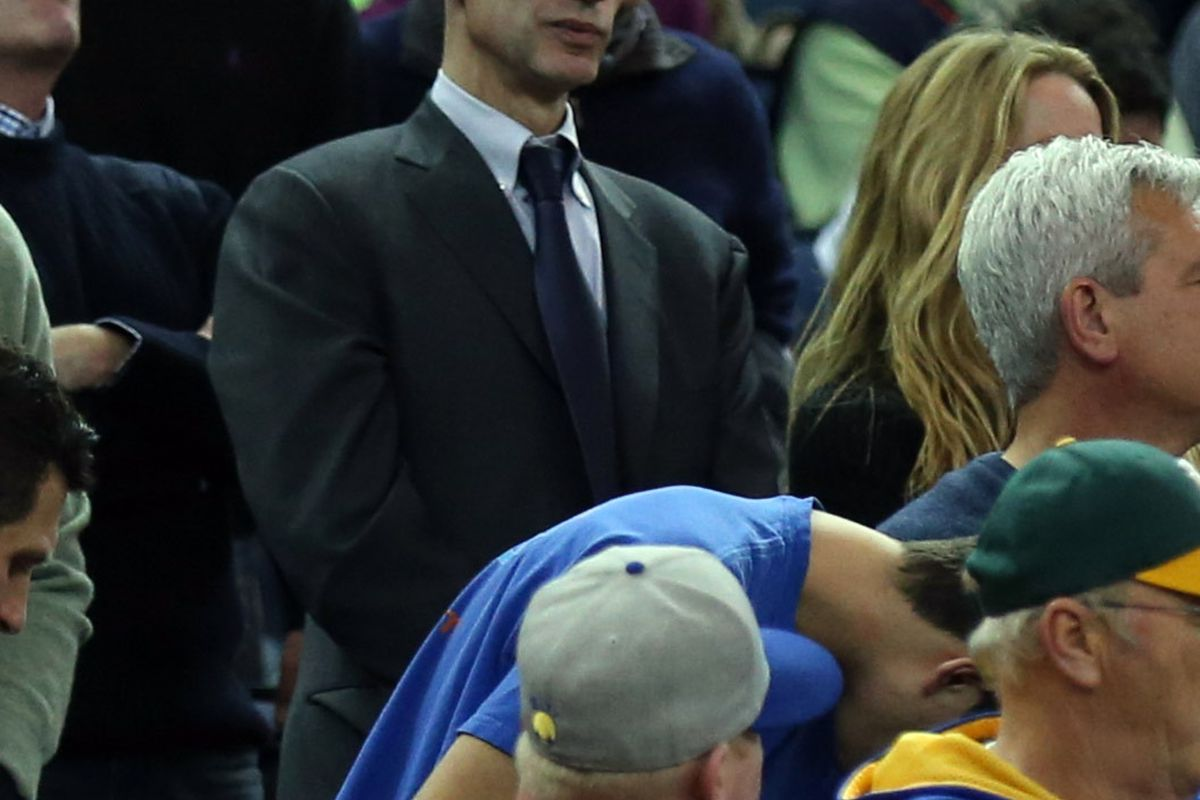 Adam Silver is Watching You