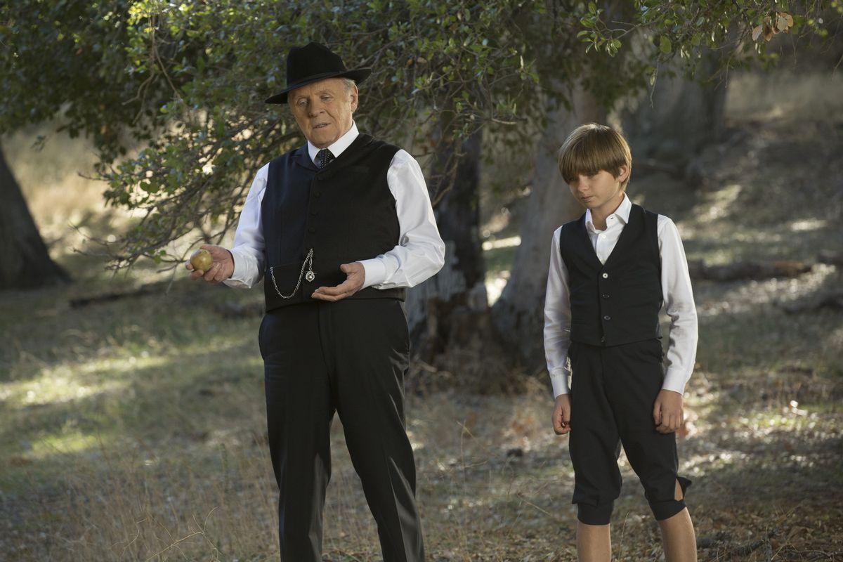 """Westworld season 1, episode 6: In """"The Adversary,"""" God and Satan may ..."""