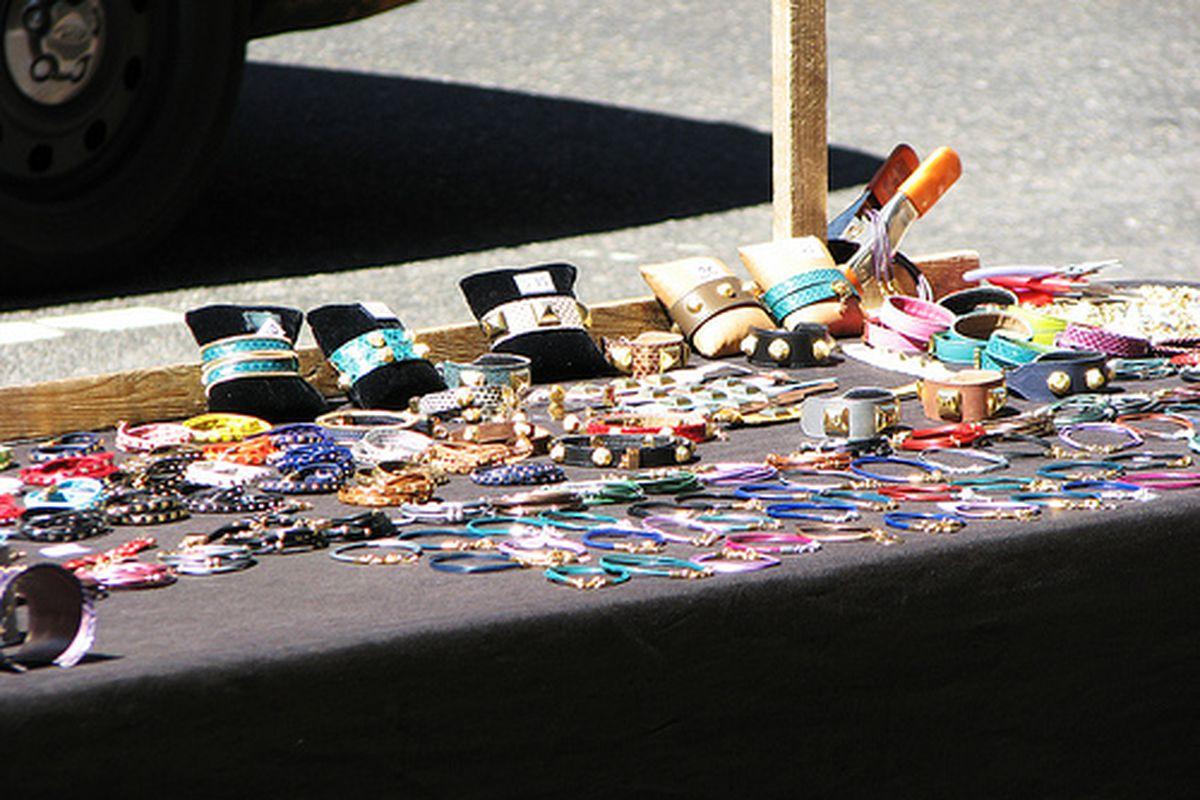 """An anonymous street vendor via <a href=""""http://www.flickr.com/photos/laurenmanning/4537563019/"""">Lauren Manning</a>/Flickr"""