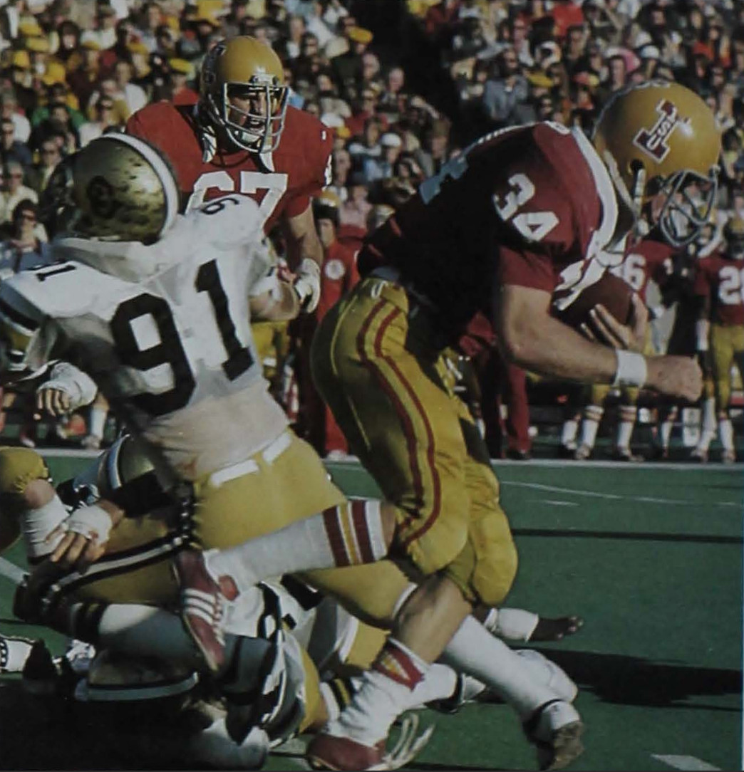 Iowa State Players in Professional Football  Part 3B (1970s) - Wide ... ff583c7be