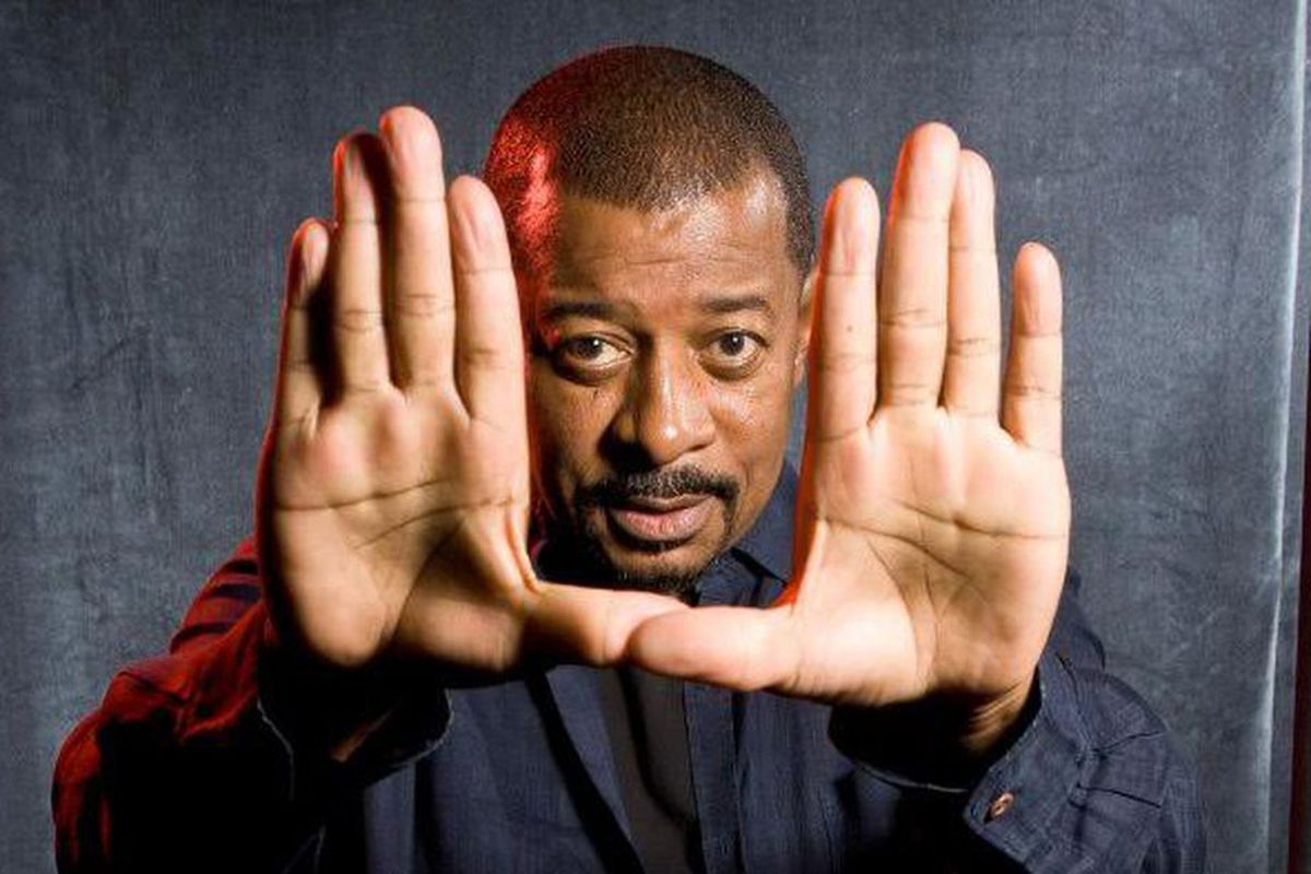 Filmmaker Robert Townsend is a personal hero to many