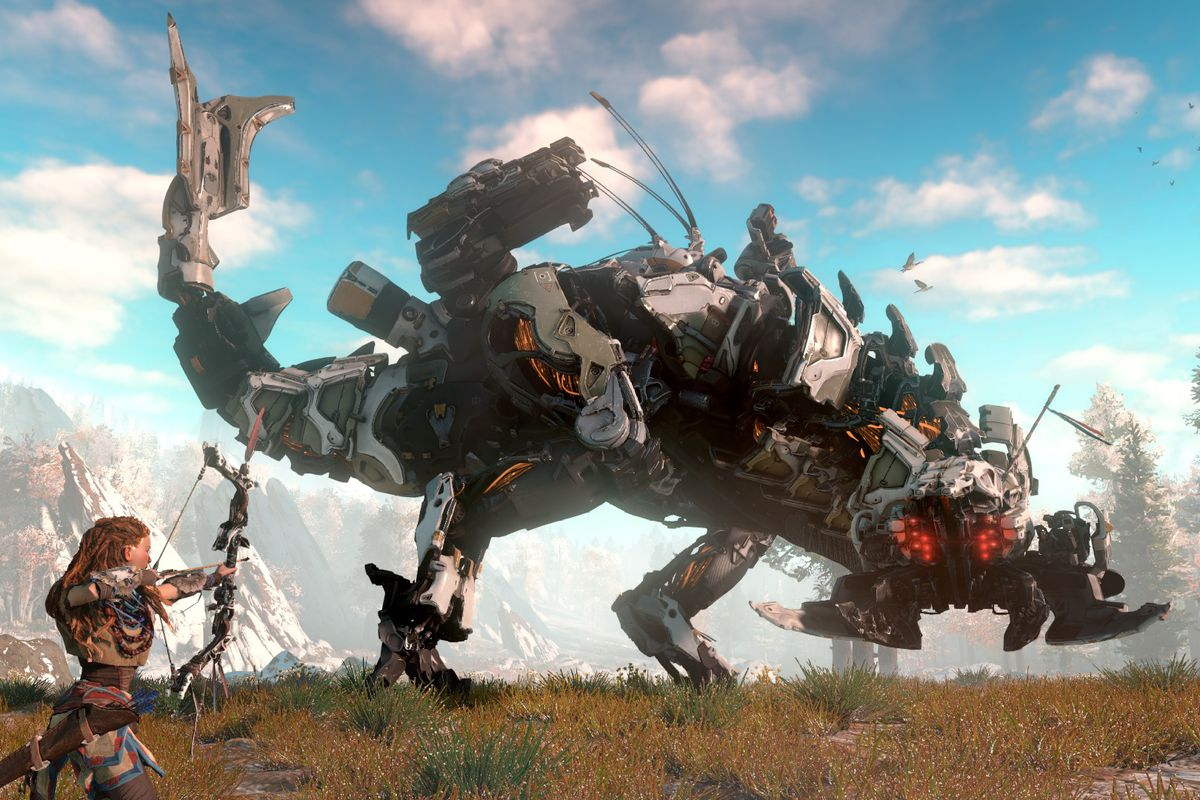 Horizon Zero Dawn guide to crafting and resources Polygon