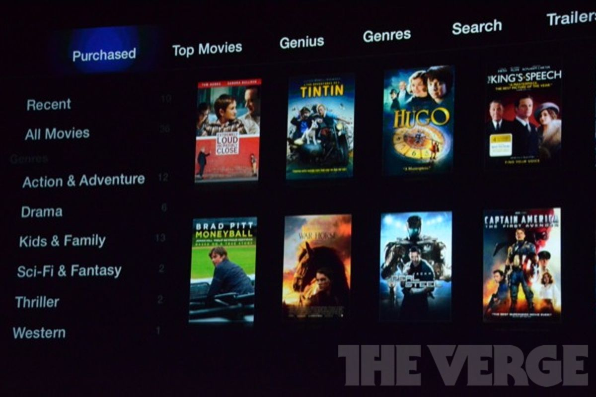 Apple adds 20th Century Fox movies to iTunes in the Cloud