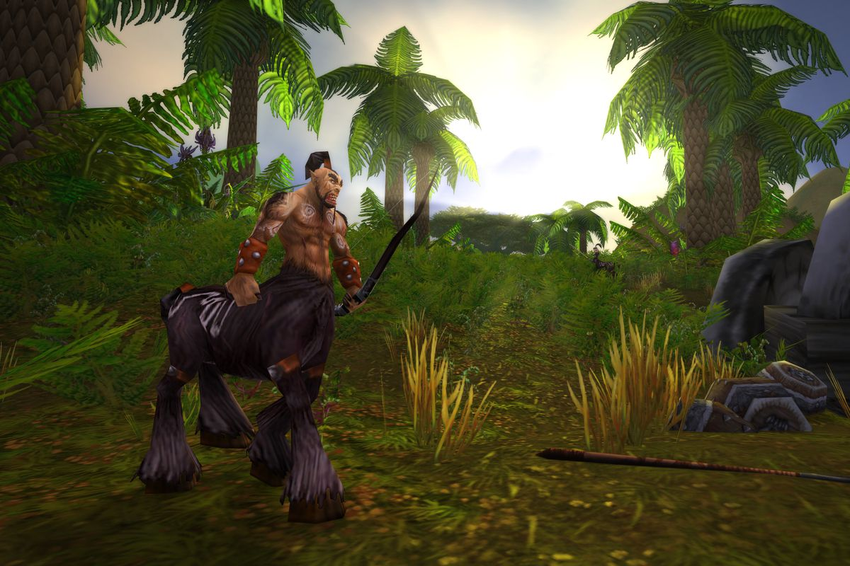 You can try out World of Warcraft Classic during a stress test - Polygon