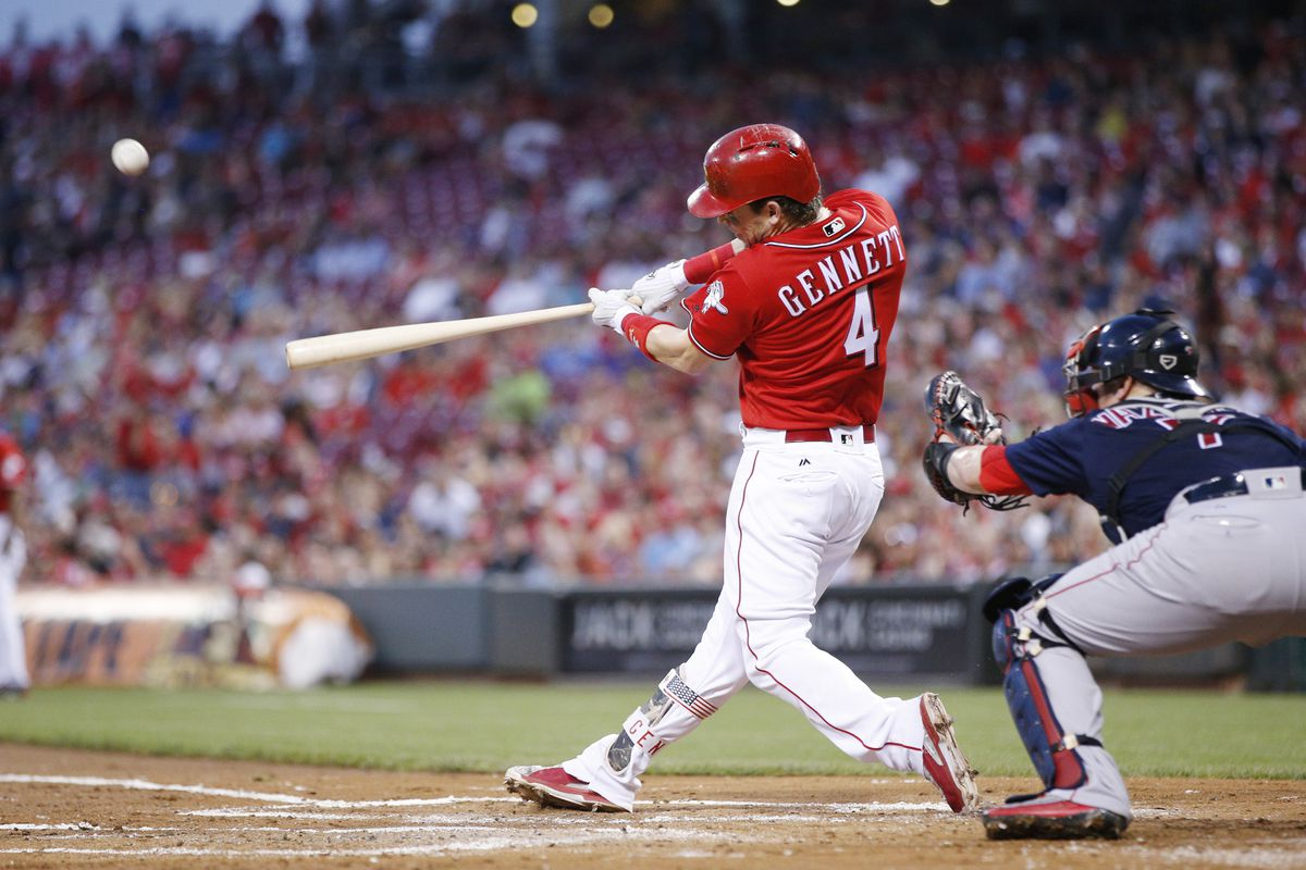 Image result for scooter gennett