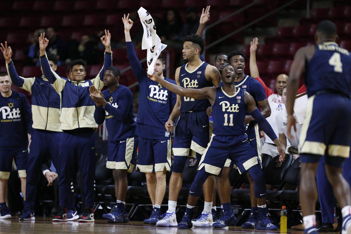 NCAA Basketball: Pittsburgh at Boston College