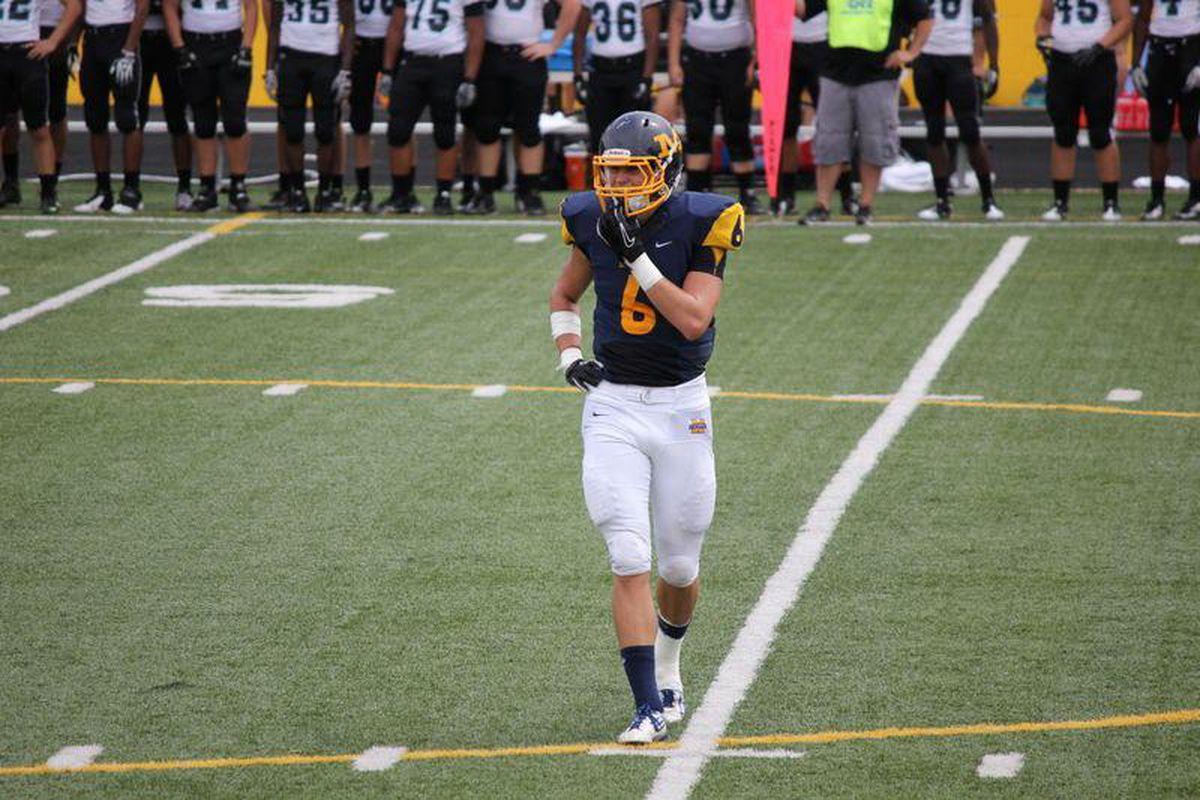 Sam Hubbard will play linebacker at Ohio State