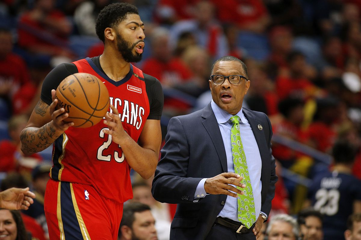 Alvin Gentry envisioned bringing a championship to New Orleans with ... b89144c57
